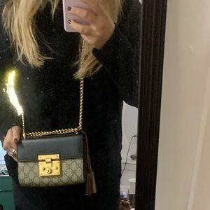 Small Gucci padlock bag 9/10 condition